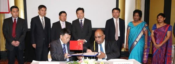"""""""通往青岛的新丝绸之路""""商务及交流活动周五由斯里兰卡——中国商会举办"""