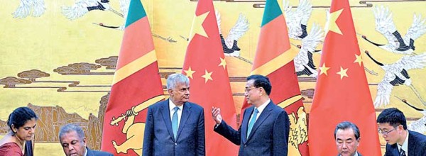 Cashing in with China